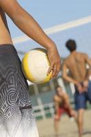 Strand volleyboll foto