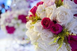 blommor bakgrund foto