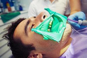tandläkarkontor foto