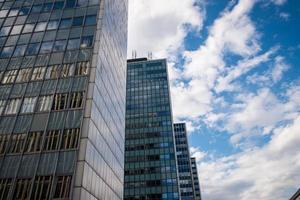 kontorsbyggnader foto