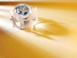 lagarbete runt om i världen foto