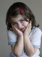 söt flicka