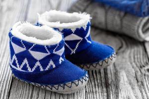 babykläder foto