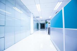 kontor korridor foto