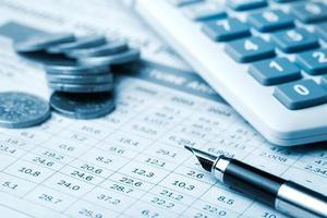 finansrapport foto