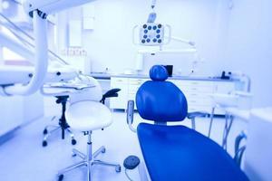 tandläkarmottagning, utrustning foto