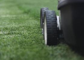 gräsklippare foto
