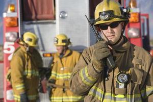 brandmän foto