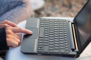bärbar dator foto