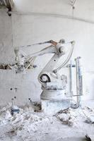 smutsig maskin foto
