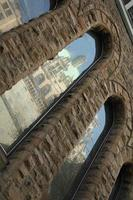 arv reflektion, centrala vancouver foto
