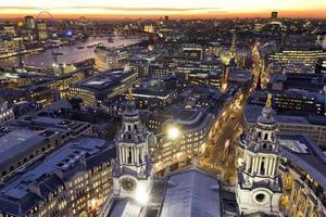staden London foto