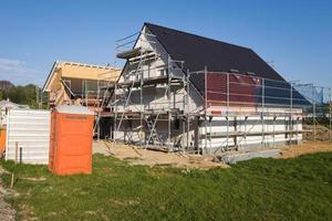 nytt hus foto