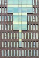 skyskrapor i barcelona foto