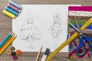 modedesign foto