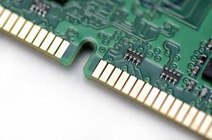 minneskort för persondator foto