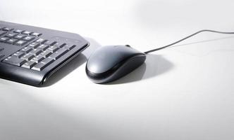 mus och tangentbord foto