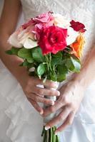 bröllop buketter