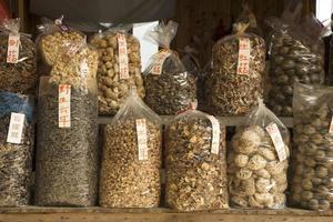 kinesiska örter & kryddor foto
