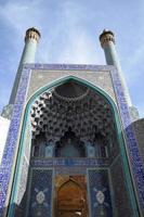 imam (shah) moskettak på Naqsh-e Jahan-torget, esfahan foto