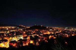 plovdiv natt foto