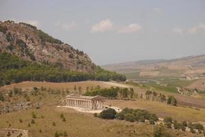 segesta tempel foto
