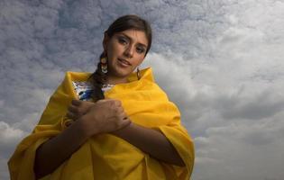 mexikanska kvinnor foto