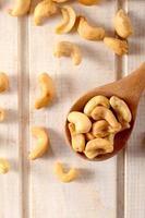 cashewnötter foto