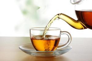 Dags för te foto
