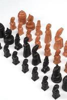 ajedrez africano foto