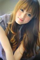 vacker asiatisk tjej foto