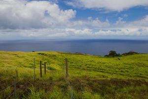 stor ö Hawaii foto