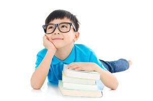 asiatisk pojke foto