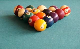 snooker biljard foto