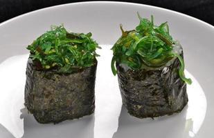 asiatisk grönsak. foto