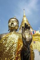 Buddha staty foto