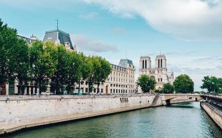 Notre-Dame-katedralen i Paris