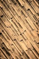 panel av träplanka