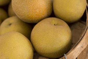 asiatiska päron