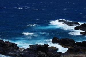 maui ocean foto