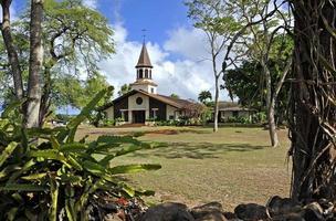 liliuokalani kyrka foto