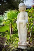 fredlig buddha foto