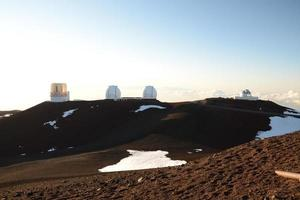 maunakea observatorier foto