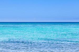panoramautsikt över Stilla havet foto