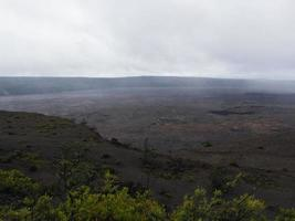 Kilauea-vulkanen foto