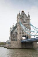 tornbron i London, Storbritannien foto