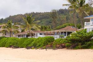 hus i Hawaii foto