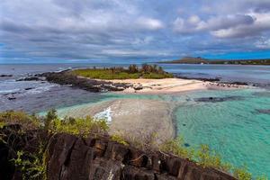 floreana ö, galapagos öar, ecuador foto