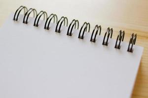 anteckningsblock foto