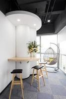 interiör i moderna kontor foto